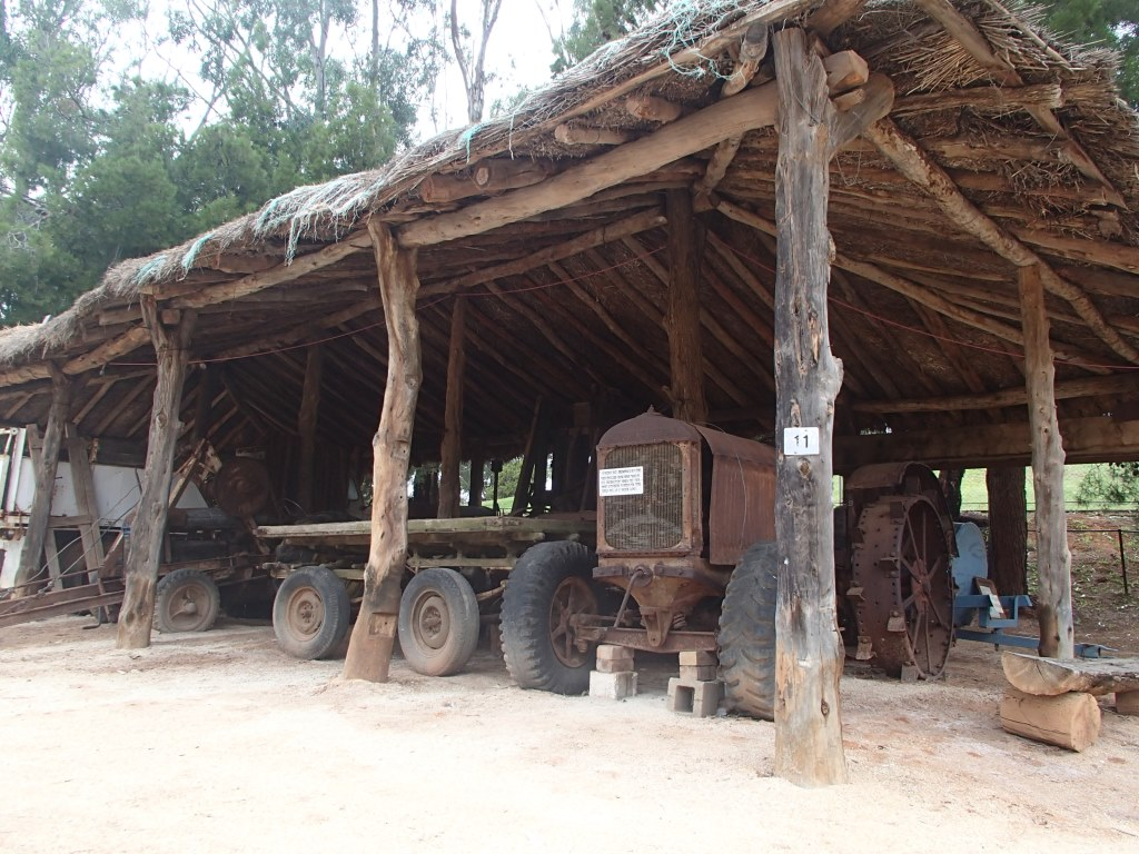 Thatched Shed - Loxton Historical Village