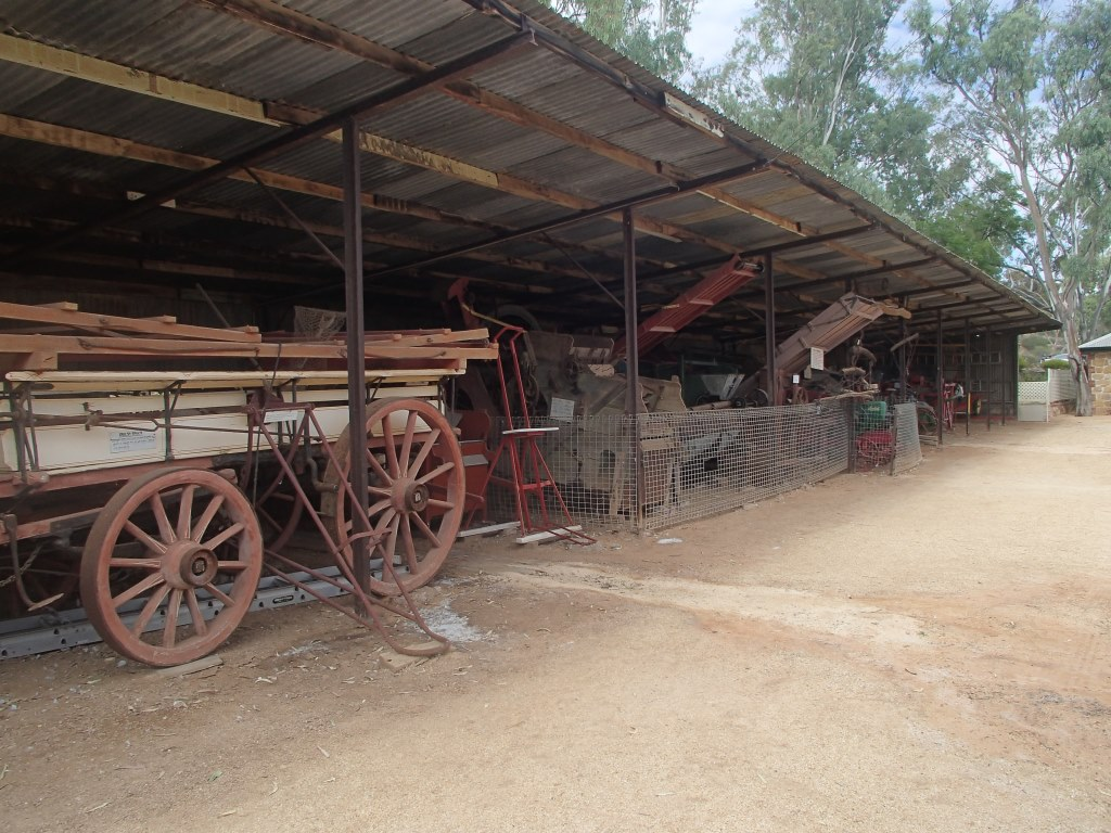 Implement Shed - Loxton Historical Village
