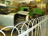 Buckbord 1926 - on display in the garage at The Village in Loxton